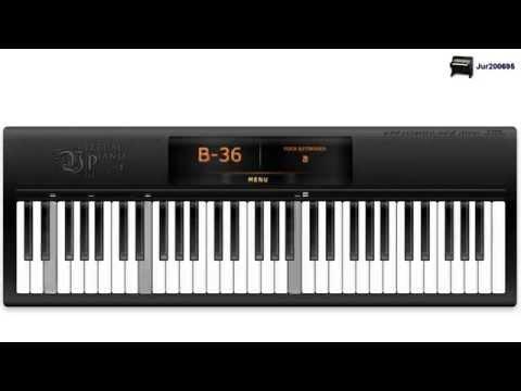 Passenger - Let Her Go - Virtual Piano