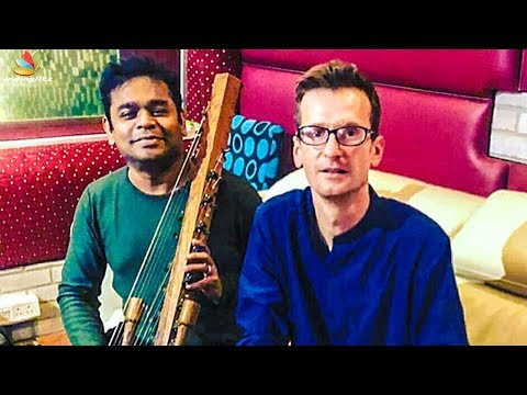 AR Rahman Explores a New Style for the First Time | Sarvam Thaala Mayam