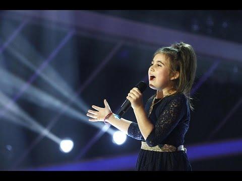 """ADELE - Skyfall. Vezi cum cântă Bianca Gîrmacea, la """"Next Star""""!"""