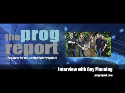Guy Manning (Damanek)  - The Prog Report