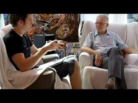 Todd Acamesis talks to Jurgen Ziewe Part 1 (of 4)