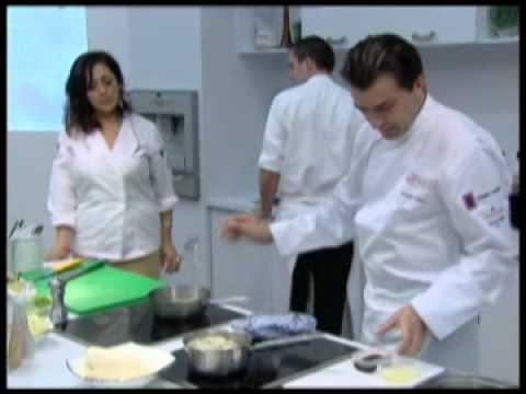 Gourmet Abu Dhabi 2011 - Masterclass by Yannick Alléno