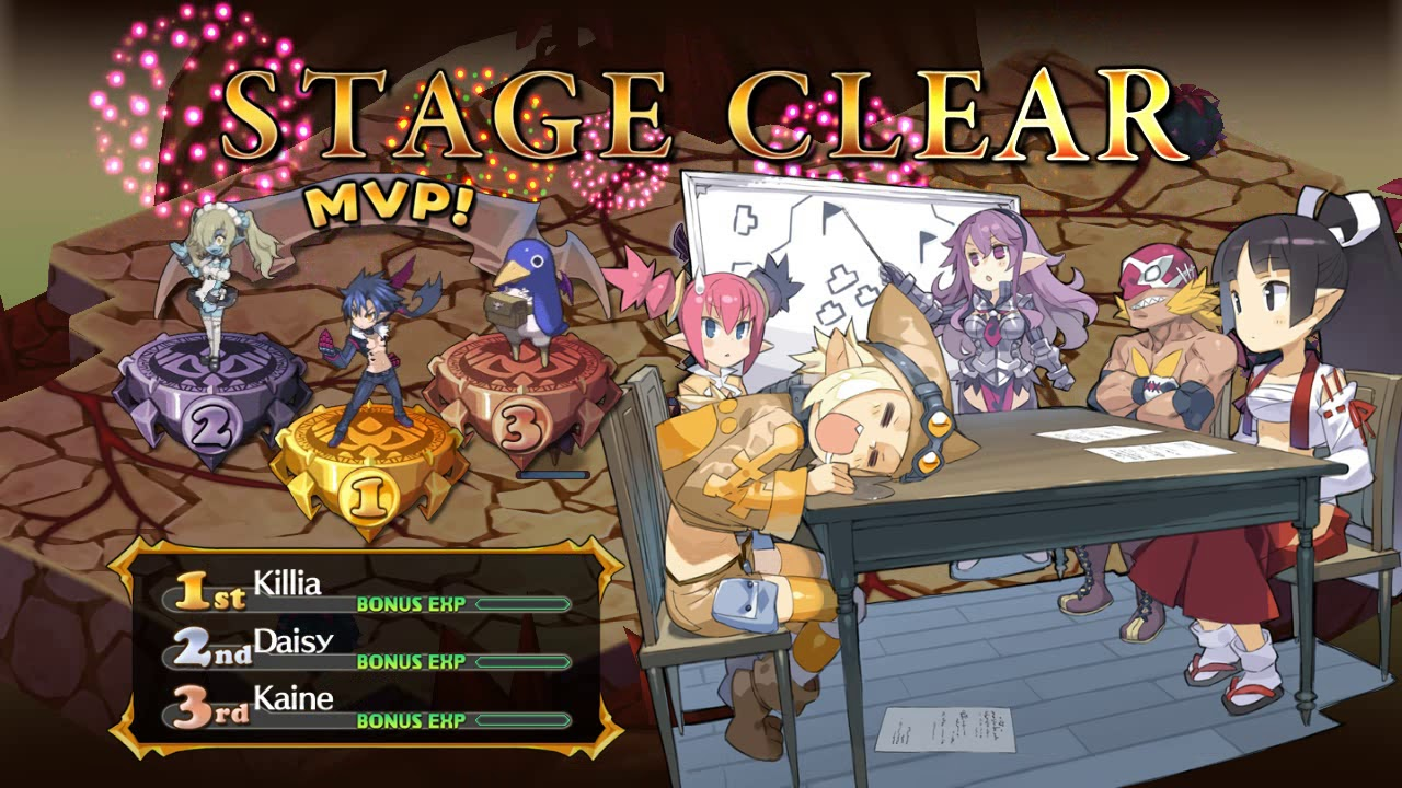 Disgaea 5 Complete PC Steam Gameplay
