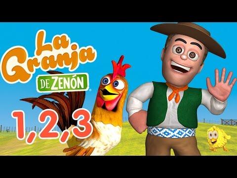 La Granja de Zenón - Las 35 mejores Canciones de la Granja 1, 2 y 3 en HD