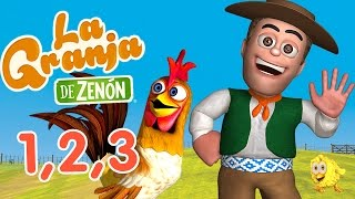 Download La Granja de Zenón - Las 35 mejores Canciones de la Granja 1, 2 y 3 en HD MP3 song and Music Video