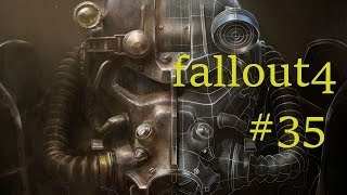Fallout 4 прохождение 35 финал за институт расщепление семьи