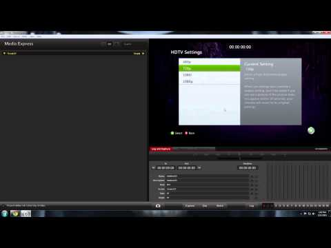 How to Set Up Black Magic Intensity HD Capture Cards Part 3