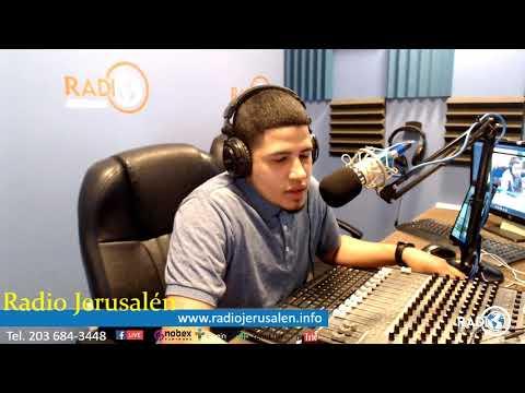 Alegrandro Tu mañana con Radio Jerusalen   Locutor Irving Santiago