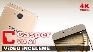 Casper VIA A1 - Akıllı telefon - ürün İnceleme