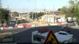 ДТП на ул Тургенева и ул Калинина 18 10 15