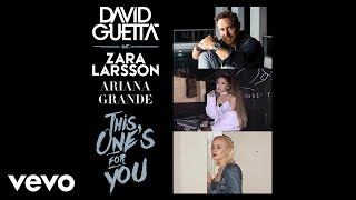 David Guetta - This One's For Y...