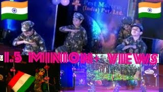 ashq Na Ho | Indian soldier | holiday |rohit dance academy | Mulund Bans