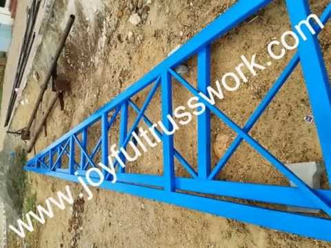 JOYFUL Trusswork In Madurai.(Industrial,Agricultural,Commercial,Residential Truss works
