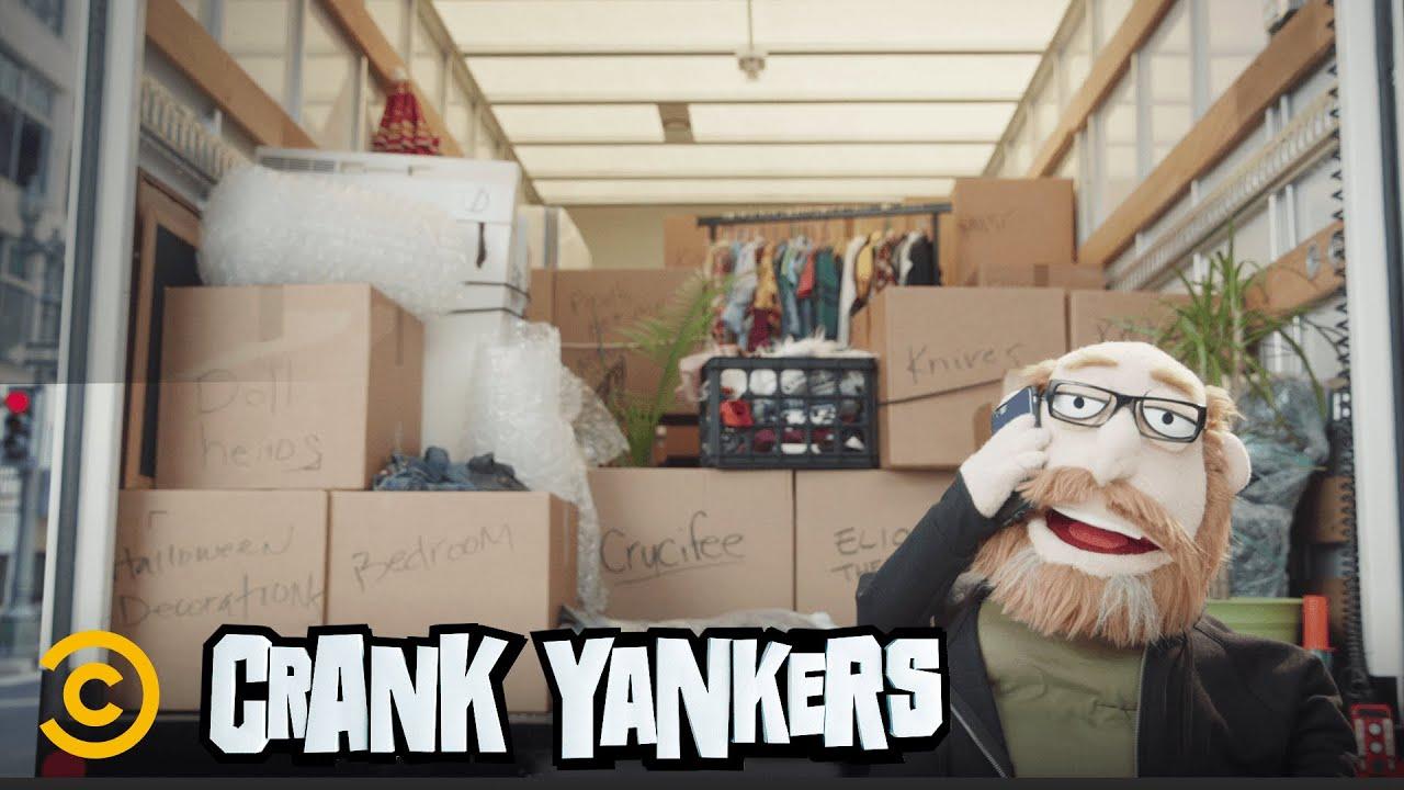 Brian Posehn Prank Calls a Real Estate Agent - Crank Yankers