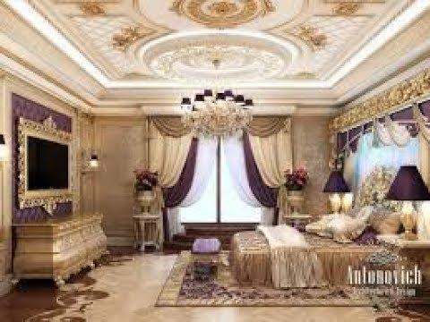Desain Plafon Ruang Tamu Klasik