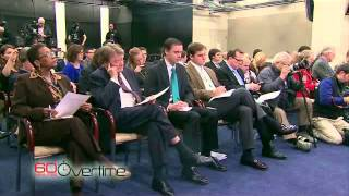 60 MINUTES congressional insider trading