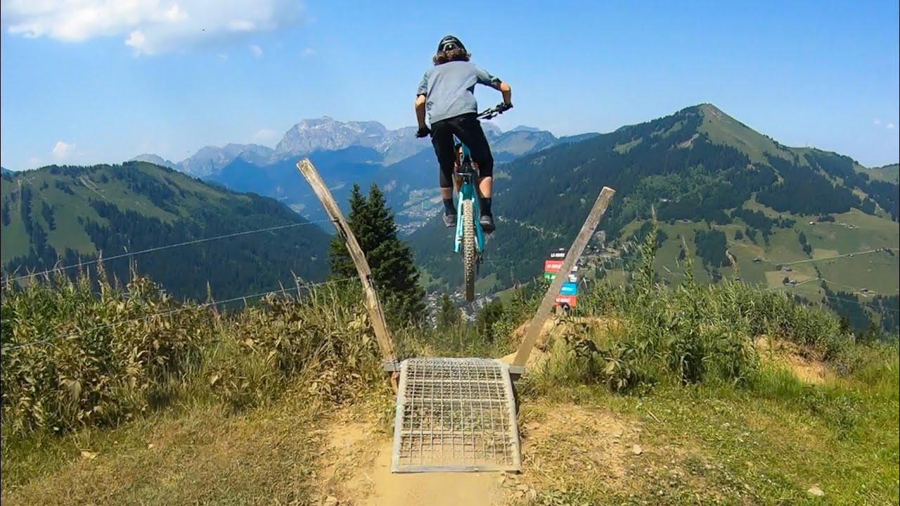Epic Portes du Soleil MTB Ride with Jackson Goldstone
