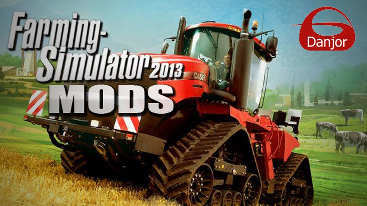 farming simulator 2013 i test mod tracteur claas xerion. Black Bedroom Furniture Sets. Home Design Ideas