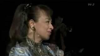 """Judy Ongg """"Soshu Yakyoku"""" (Hino Terumasa at trumpet) at """"Heart Aid Shisen/Sichuan"""" concert"""