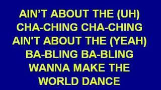 Jessie J - Price Tag - Karaoke