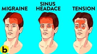 Get Rid Of A Headache In 5 Minutes Using These Proven Remedies