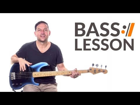 Christ the Lord is Risen Today - NCC Worship // Bass Tutorial