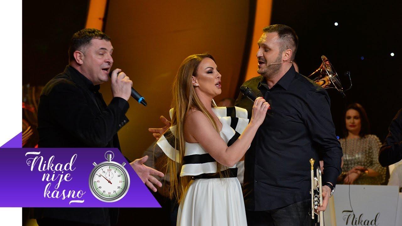 Ratko Eric i Dejan Petrovic - Rado lepa Rado - (live) - Nikad nije kasno - EM 22 - 12.03.2018