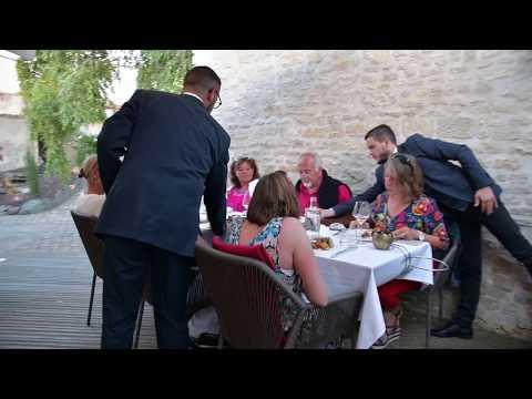 Restaurant Gastronomique L'Hysope - La Jarrie 17220 Charente Maritime