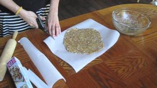 Recipe: Almond Meal Pizza Crust