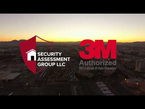 Security Assessment Group - Home and Business Security in Las Vegas (security film, screens, doors)