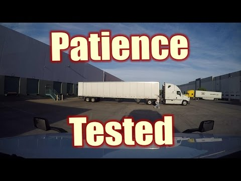 You wont believe what this truck driver is doing!