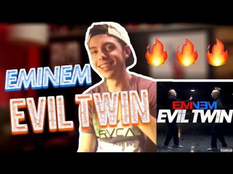 Eminem - Evil Twin REACTION!!!