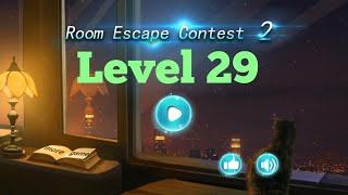 Room Escape Contest 2 Level 29 Walkthrough.