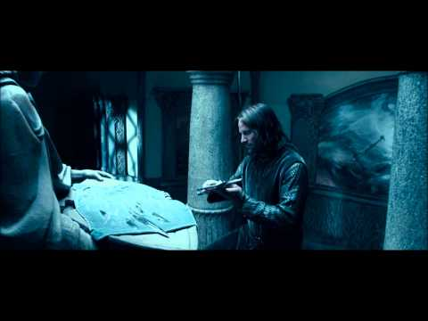 LOTR The Fellowship Of The Ring - Extended Edition - The Sword That Was Broken