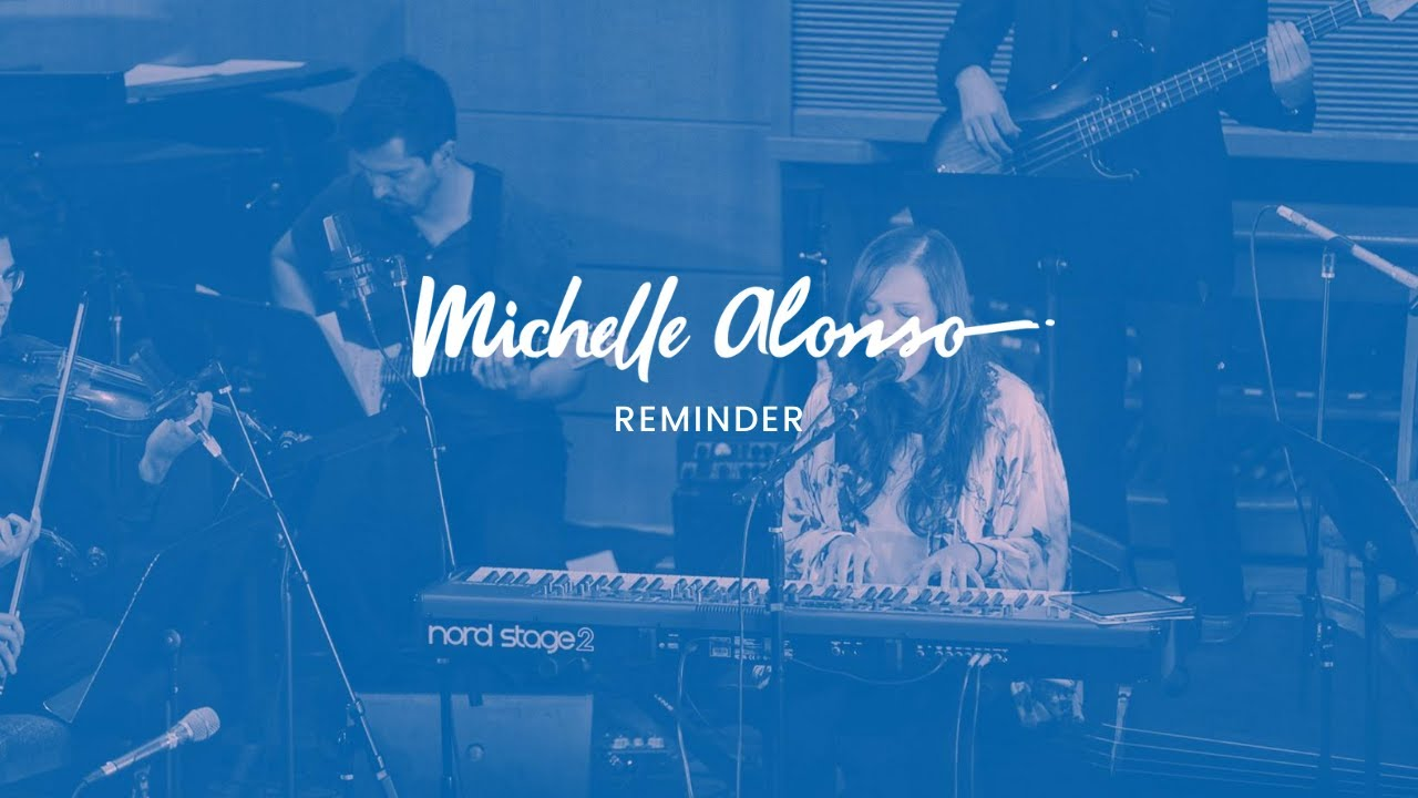 Michelle Alonso - Reminder (Live)