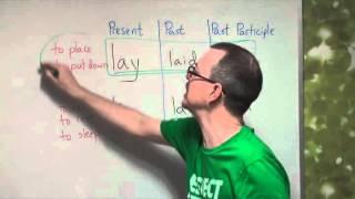 Q&A lay vs lie