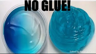 How to make slime without glue or any activator no borax no how to make slime without glue or borax easy ccuart Gallery