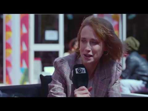 Entrevista a Ingrid García-Jonsson #FundidoaNegro #22FestivalMalaga