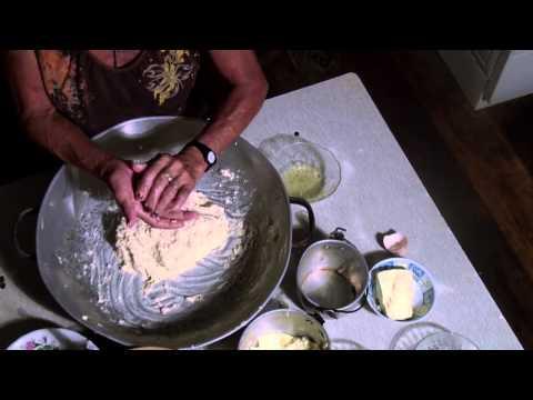 Tortillas de yuca