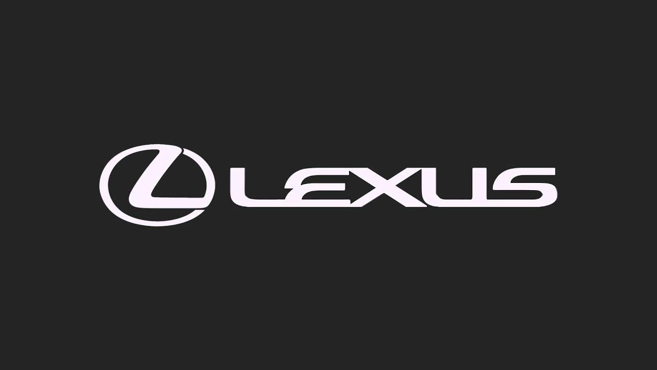 Lexus Logo Youtube
