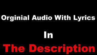 Let me love you    original audio with lyrics