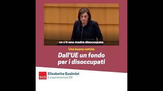 Intervento durante la Plenaria del Parlamento europeo della parlamentare europea Elisabetta Gualmini sul Fondo europeo di adeguamento alla globalizzazione (FEG) 2021-2027