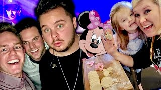 LIVE CONCERT REUNION!  MINNIE MOUSE COOKIE P...