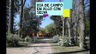 """Día de Campo en """"Algo con Selva"""" - Carlos Keen - Argentina"""