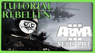 Arma 3 - Altis Life Tutorial [GER/HD] Rebellen Kleidung, Waffen und Fahrzeuge