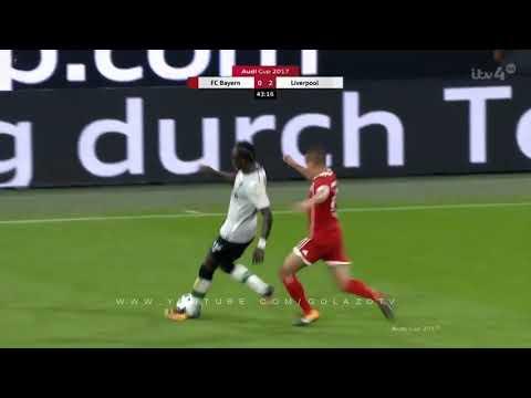 Bayern Munich vs Liverpool 0 3   All Goals & Extended Highlights   Friendly 01 08 2017 HD