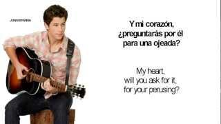 "Video Letra de ""introducing me"" Nick Jonas en español e Ingles download MP3, 3GP, MP4, WEBM, AVI, FLV Juli 2018"