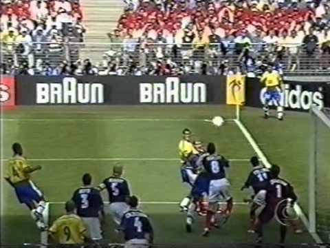 Copa do Mundo 1998 - Campanha completa da seleção brasileira