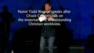 Todd Wagner -- Watermark Community Church, Dallas, TX