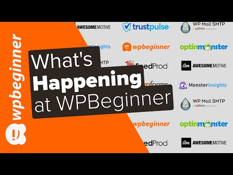 State of WPBeginner Universe October